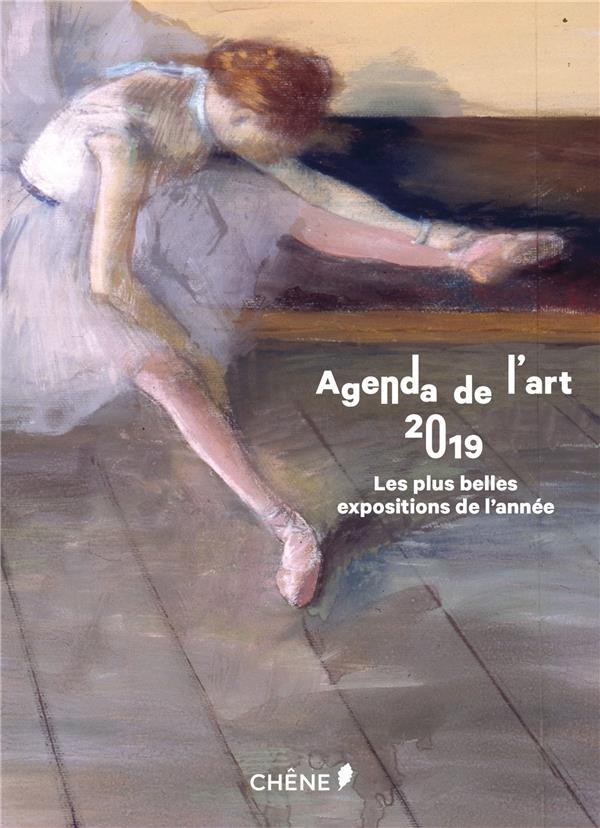 Agenda de l'art ; les plus belles expositions de l'année (édition 2019)