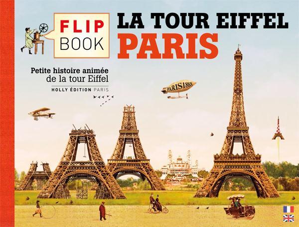 Le flip-book de la tour Eiffel, Paris