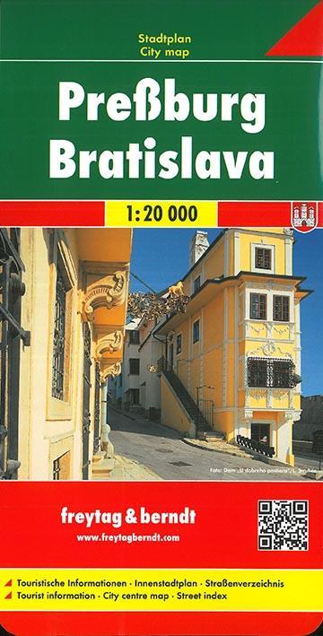 Bratislava, Pressburg