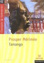 Couverture de Tamango