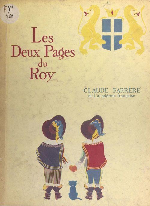 Les deux pages du Roy
