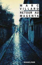 Vente Livre Numérique : Retour au Magenta  - Marc Villard