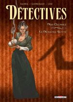 Détectives T01  - Sylvain Guinebaud