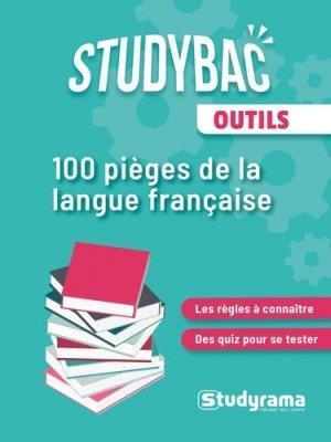 studybac ; 100 pièges de la langue française