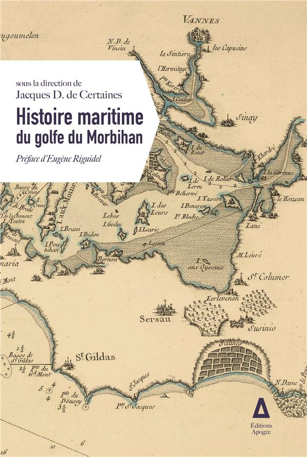 L'histoire maritime du Golfe du Morbihan