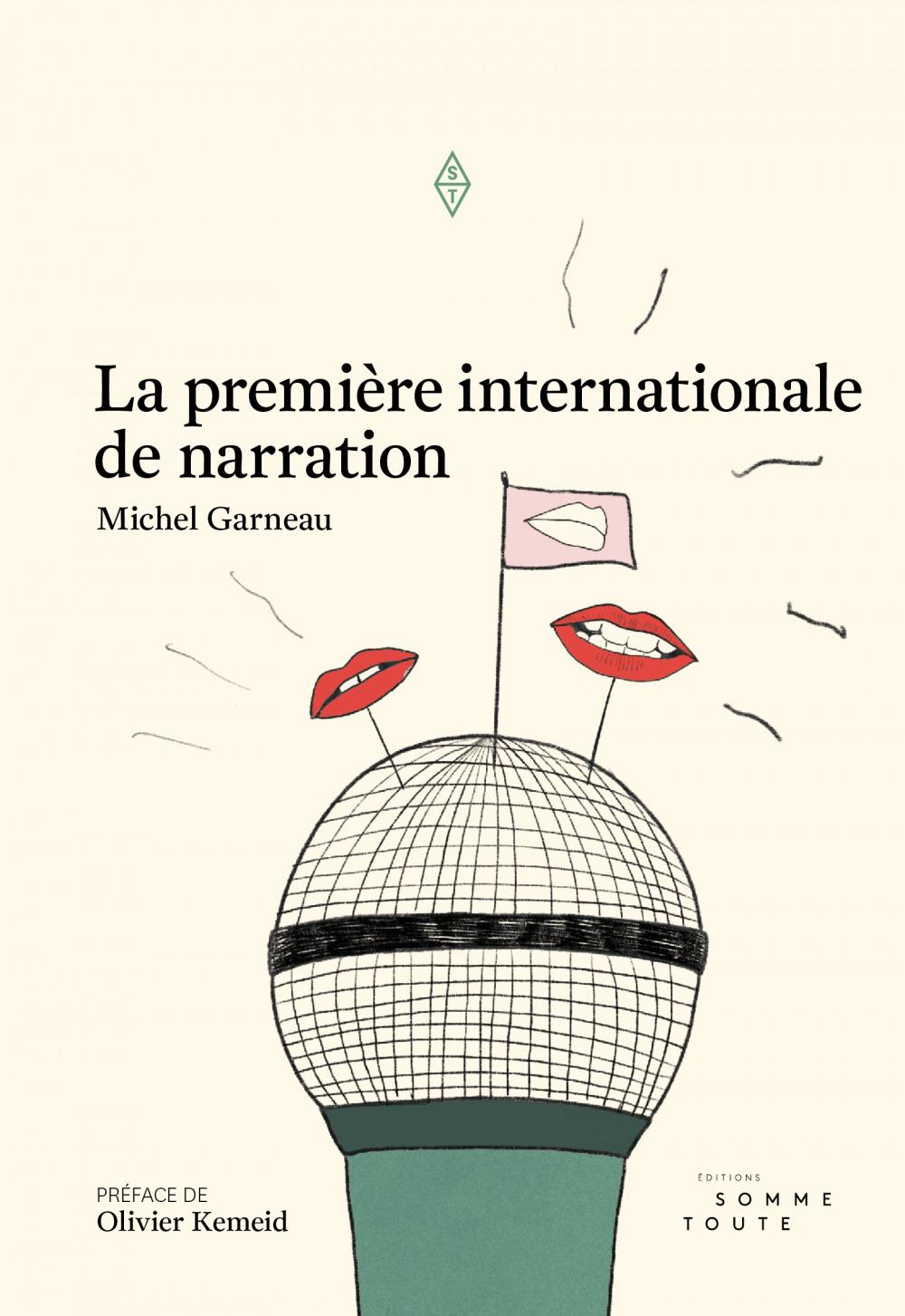 La première internationale de narration