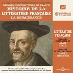Vente AudioBook : Histoire de la littérature française (Volume 2) - La Renaissance  - Alain Viala