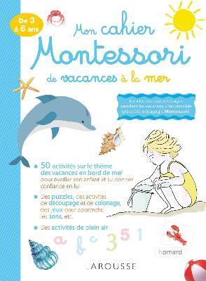 Mon Cahier Montessori De Vacances A La Mer