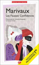 Vente EBooks : Les Fausses Confidences  - MARIVAUX