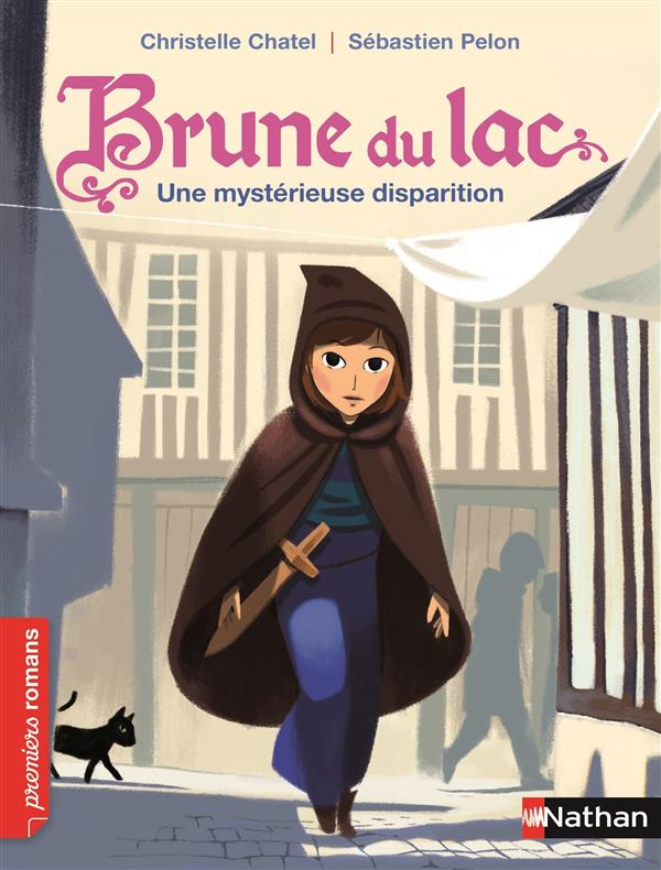 BRUNE DU LAC:MYSTERIEUSE DISPARITION