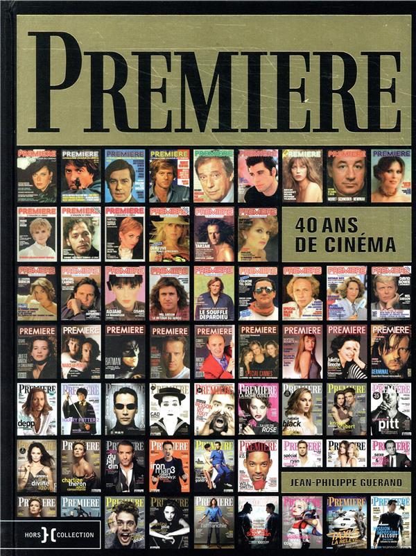 Première ; 40 ans de cinéma