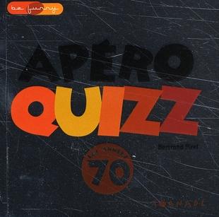 Apero Quizz ; Les Annees 70