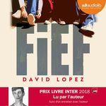Vente AudioBook : Fief  - David Lopez