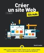 Créer un site web pour les nuls  - David A. CROWDER - David Crowder