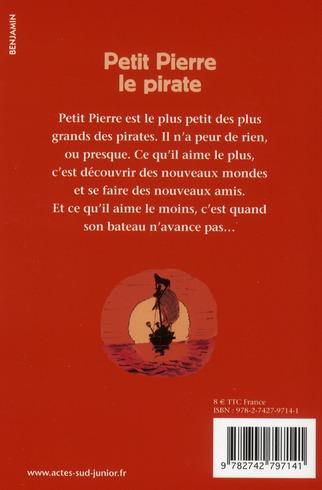 Petit Pierre le pirate