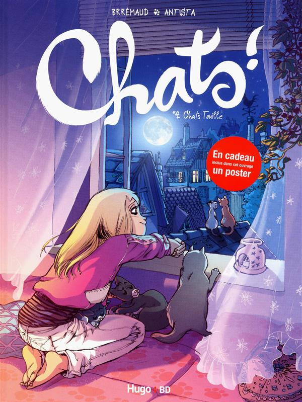 Chats ! T.4 ; chats touille
