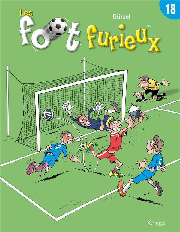 Les Foot Furieux t.18