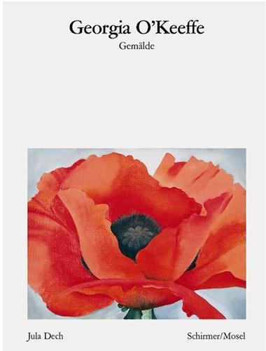 Georgia o'keeffe (bibliotheque visuelle) /allemand