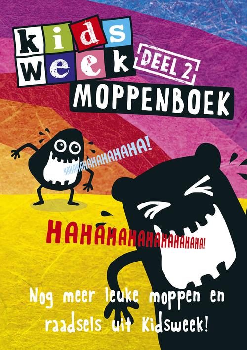 Kidsweek moppenboek - 2 Nog meer leuke moppen en raadsels uit Kidsweek