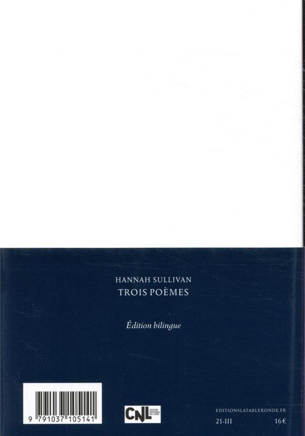 trois poèmes