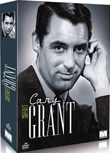 Cary Grant - Coffret 4 DVD