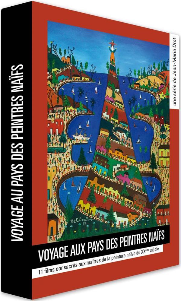 Voyage aux pays des peintres naïfs