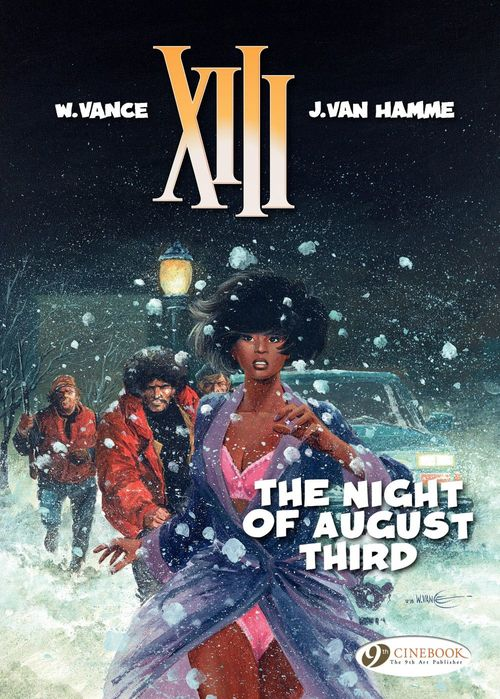 XIII T.7 ; the night of august third