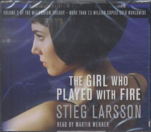 THE GIRL WHO PLAYED WITH FIRE - ABRIDGED