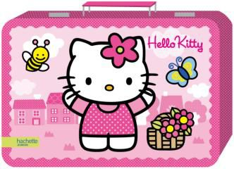 Hello Kitty ; Ma Valise Metal