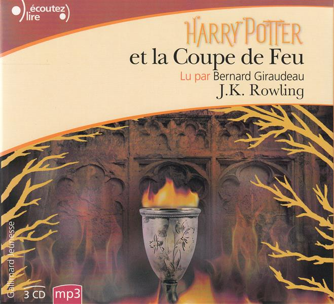 Harry Potter T.4 ; Harry Potter et la coupe de feu