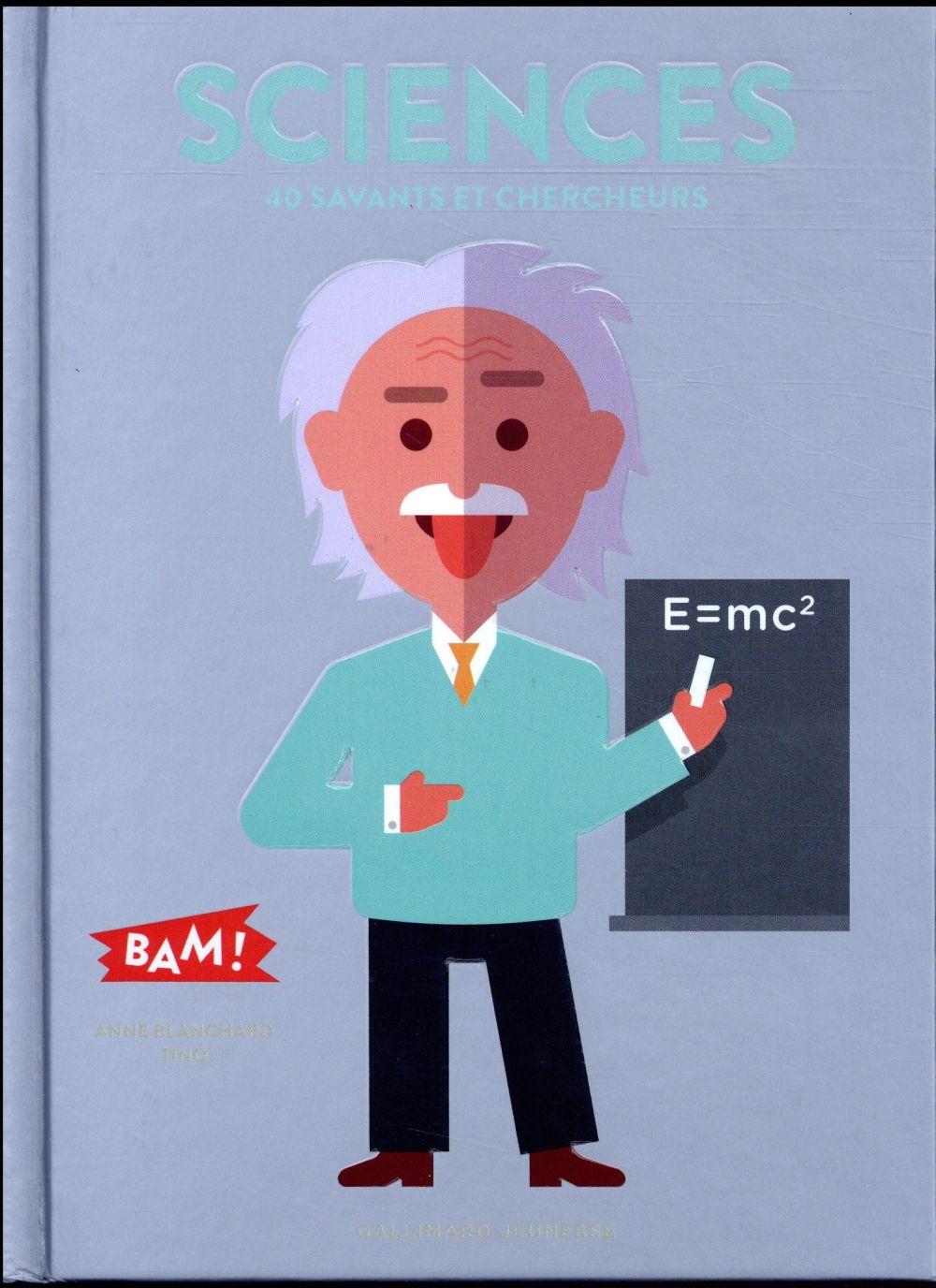 Science ; 40 savants et chercheurs