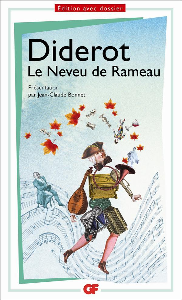 LE NEVEU DE RAMEAU Diderot Denis