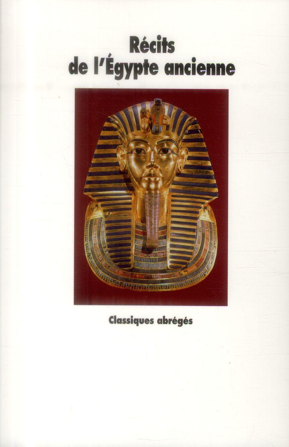 Récits de l'Egypte ancienne