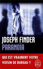 Couverture de Paranoia