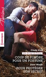 Vente Livre Numérique : Coup de foudre pour un Fortune - Pour protéger son secret  - Dani Wade - Cindy Kirk