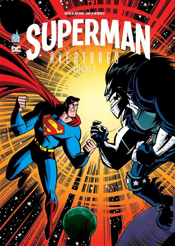 SUPERMAN AVENTURES TOME 2 Burchett Rick