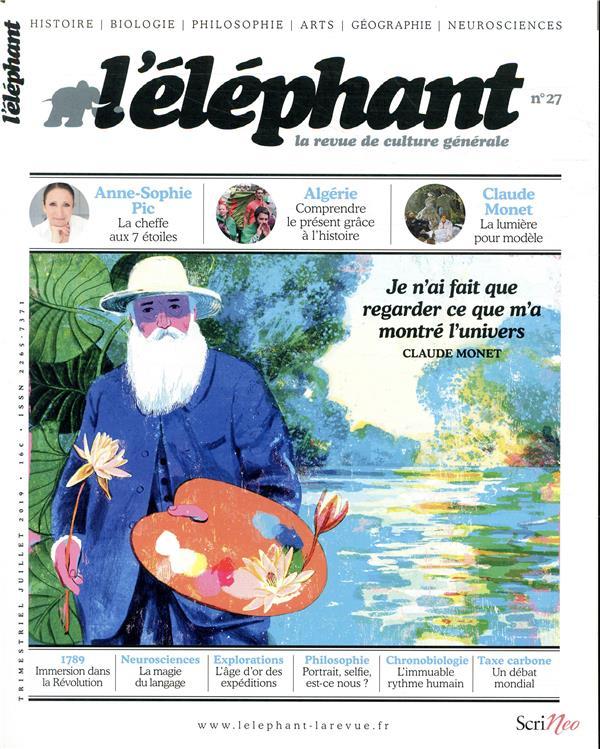 L'elephant n.27