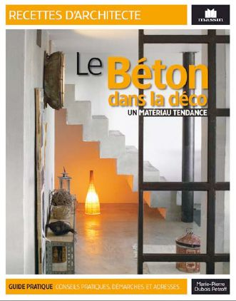 Le Beton Dans La Deco ; Un Materiau Tendance