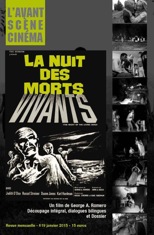 L'avant-scene cinema t.619; la nuit des morts-vivants