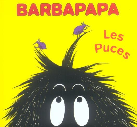 Barbapapa - Les Puces