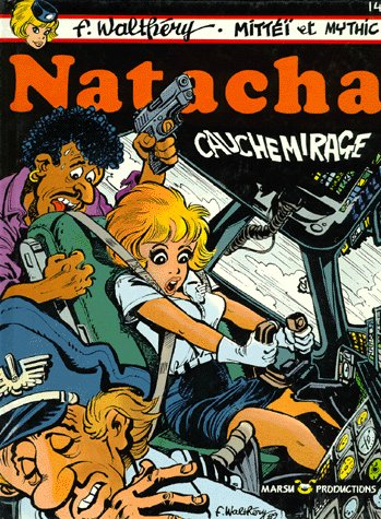 Natacha T.14 ; Cauchemirage