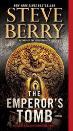 Vente Livre Numérique : The Emperor's Tomb (with bonus short story The Balkan Escape)  - Steve Berry