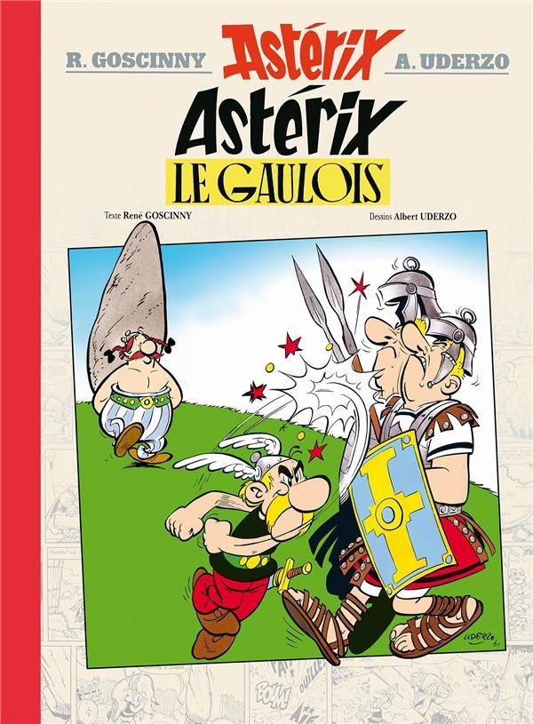 Astérix T.1 ; Astérix le gaulois