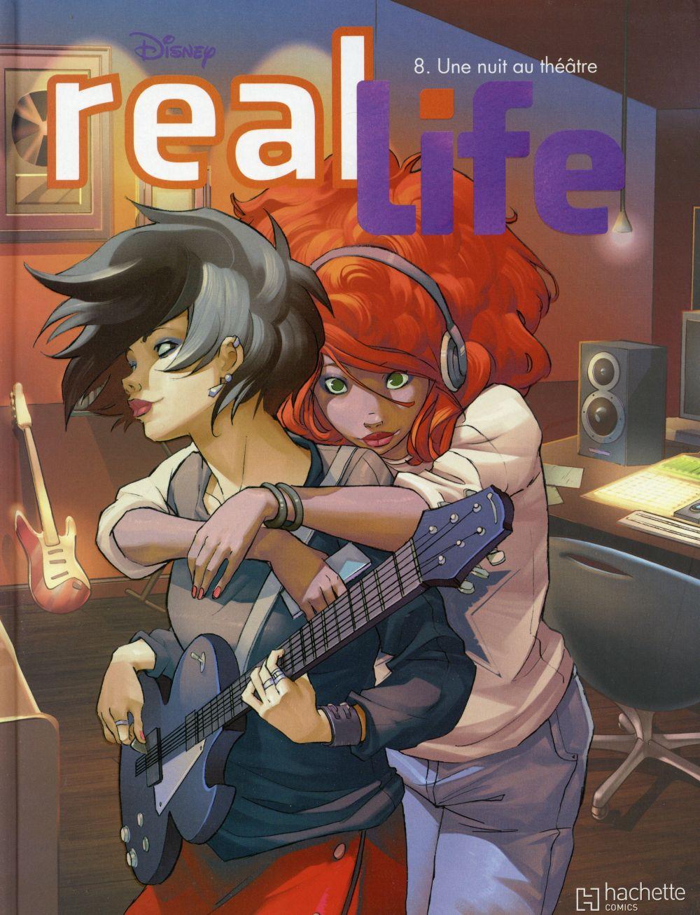 Real Life T.8 ; Une Nuit Au Theatre