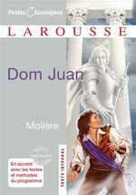 Couverture de Dom juan (édition 2011)