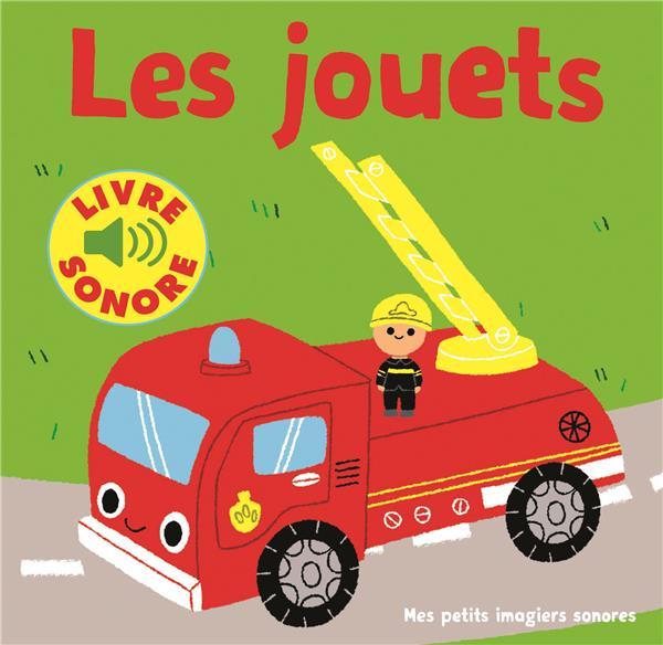 LES JOUETS - 6 SONS A ECOUTER, 6 IMAGES A REGARDER COLLECTIF