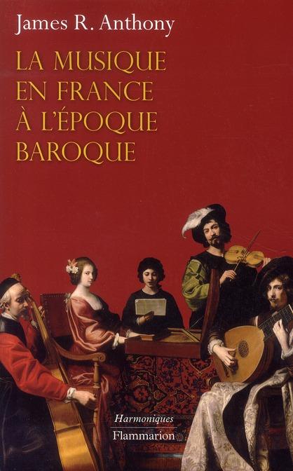 La musique en France à l'époque baroque