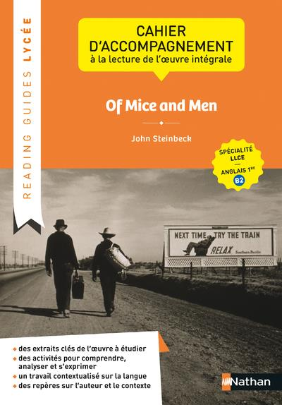 Of mice and men ; 1re (édition 2020)