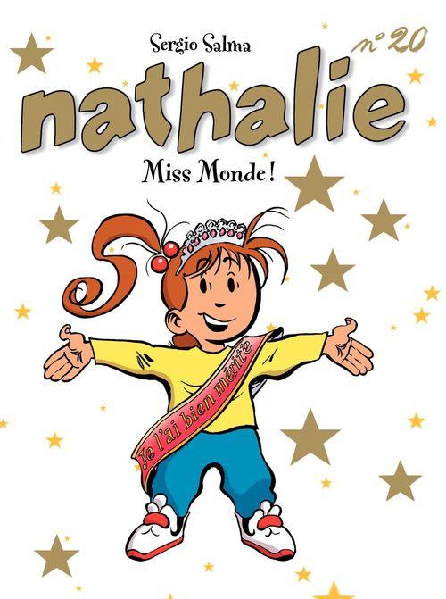Nathalie (Tome 20) - Miss Monde  - Sergio Salma