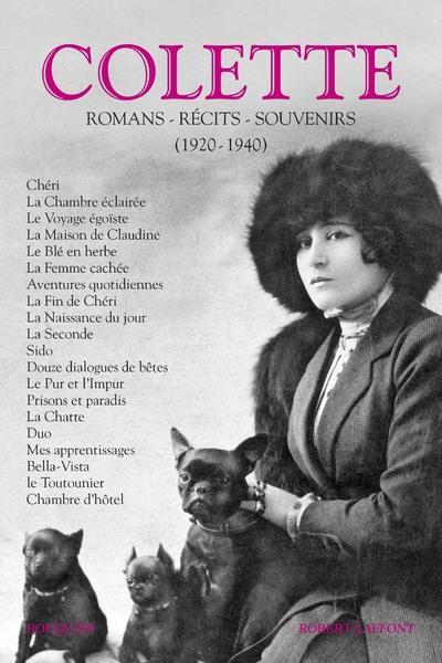 Romans, récits, souvenirs t.2 ; 1920-1940